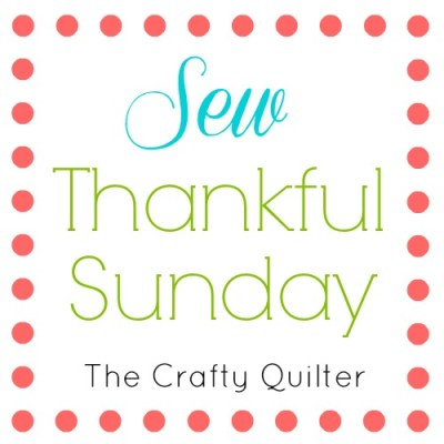 Sew Thankful Button