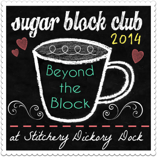 2014 Sugar Block Club @ Stitchery Dickory Dock