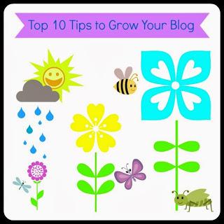 Top 10 Blog Tips