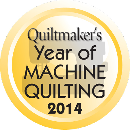 Quiltmaker's Year of Machine Quilting 2014