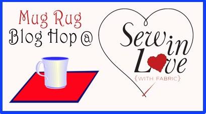 mug rug hop logo