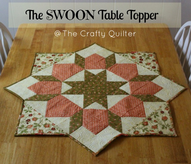 Swoon Table Topper Main