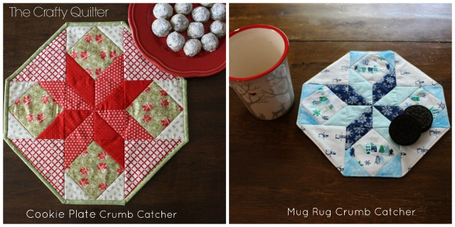 Mug Rug Crumb Catcher @ The Crafty Quilter