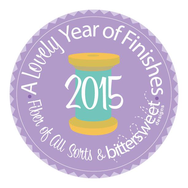 ALovely Year of Finishes