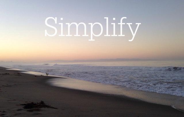 simplifyword