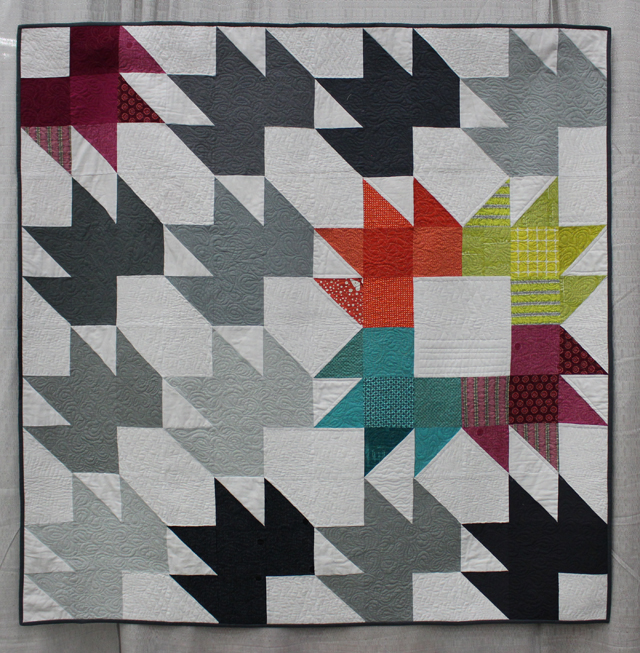 """""""Spiced Chai Quilt"""" by Katie Blakesley"""