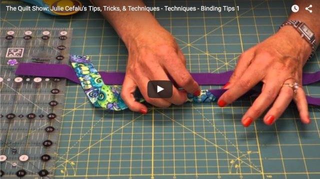 Binding Video 1