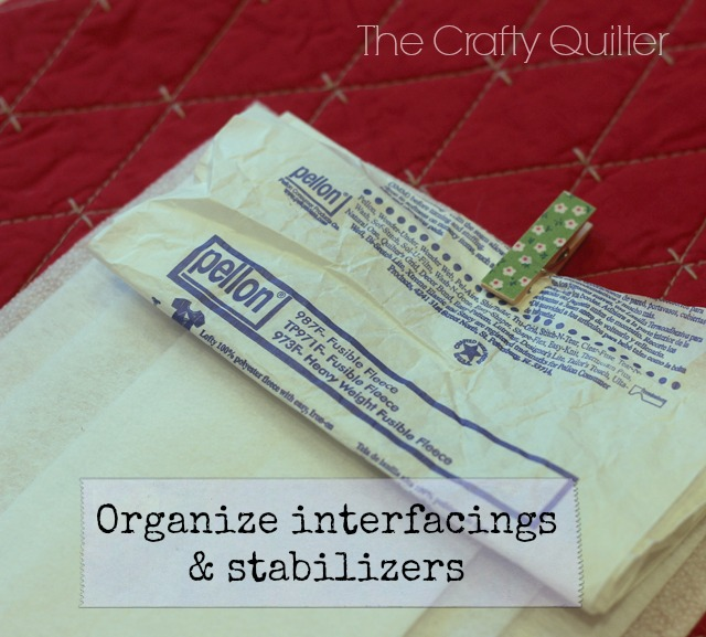 7 Uses for Clothespins in the Sewing Room by Julie Cefalu @ The Crafty Quilter