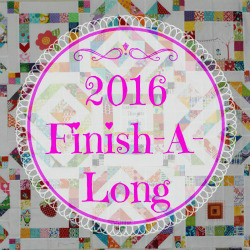 2016 Finish A Long