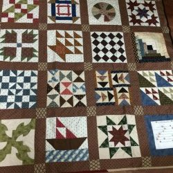 Quilt made by Lori Kelly