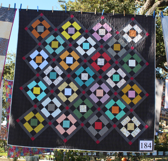 Quilting in the Garden, 2016, photos taken by Julie Cefalu at The Crafty Quilter