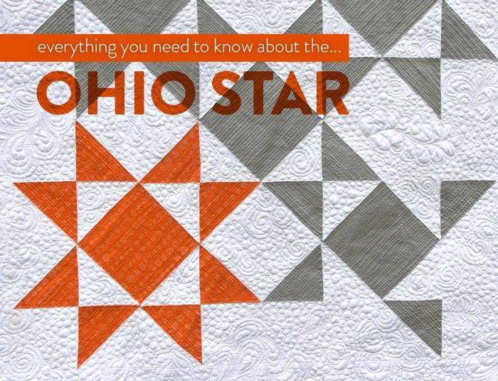ohio-star-quilt-pattern