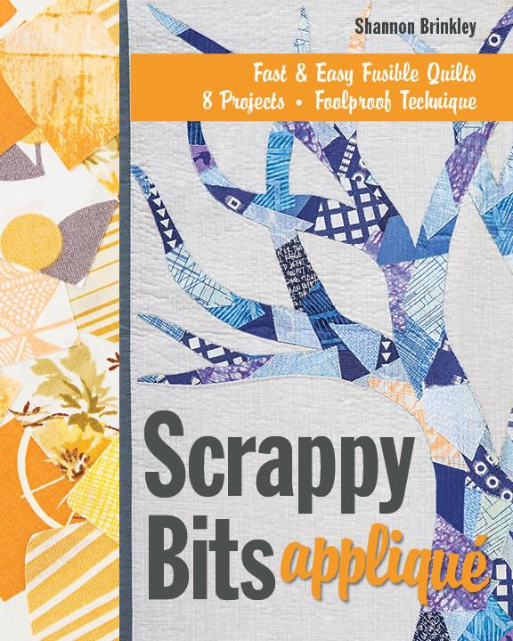Scrappy Bits Applique by Shannon Brinkley