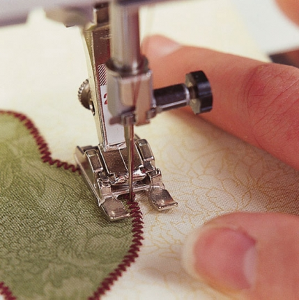 Tips for Machine Applique @ All People Quilt