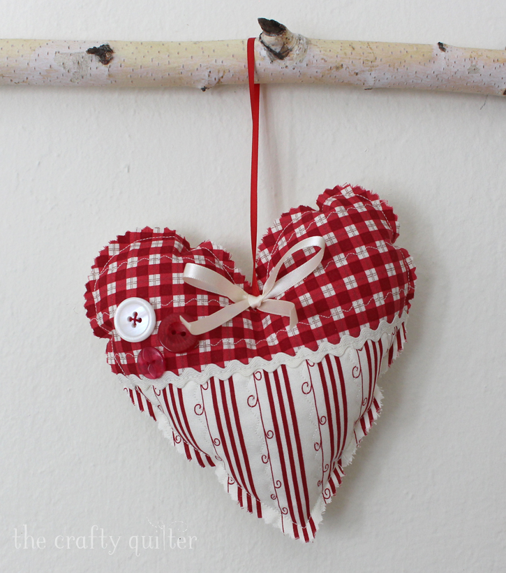 Quilted Hearts by julie Cefalu, tutorial coming soon!
