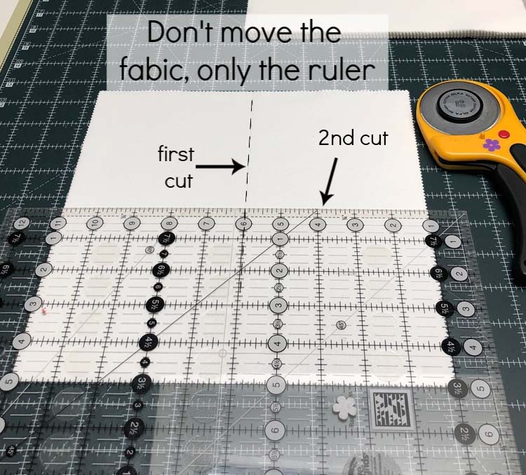 Tips on working with precuts @ The Crafty Quilter