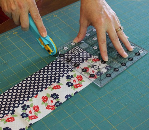 Creative Grids rulers make the top five favorite quilting tools I can't live without.
