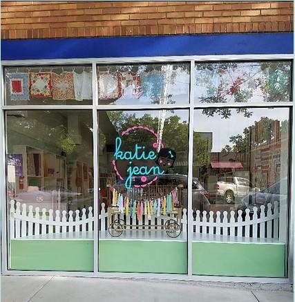 Sew Katie Jean Quilt Shop in Sacramento, CA.