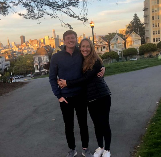Sara & Alex in San Francisco, CA
