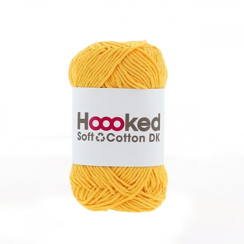 Hoooked Soft Cotton recycled yarn