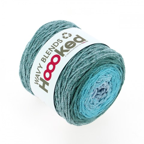 Hoooked Wavy Blends Recycled Yarn
