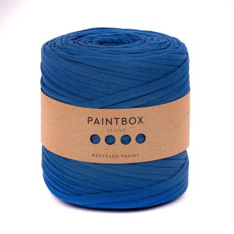 Paintbox recycled t-shirt yarn recycled yarn