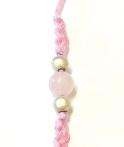 crochet necklace pattern beads and chains