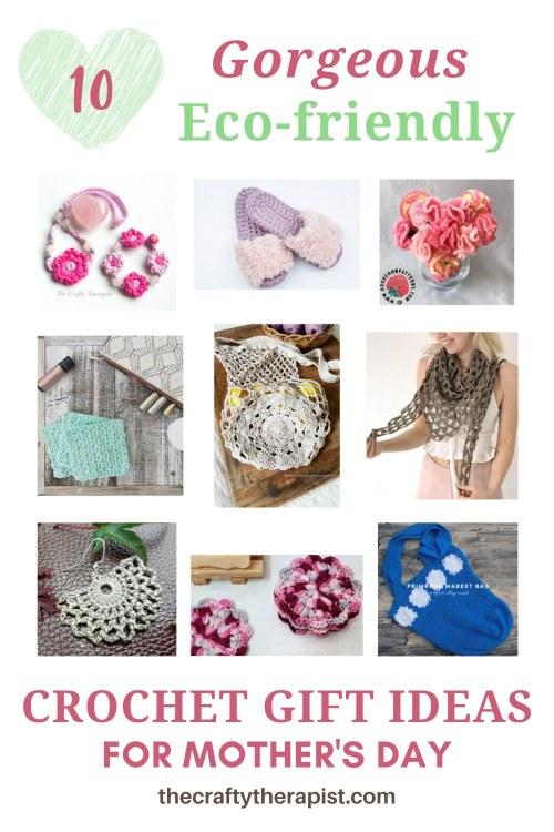 Pinterest graphic crochet gift ideas