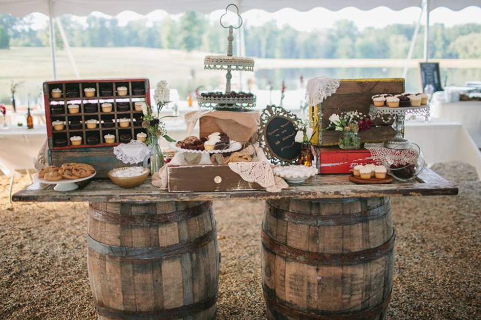 Used Bourbon Whiskey BARRELS  The Crate People