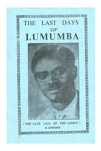 Last Days of Lumumba, The - Iguh,Thomas