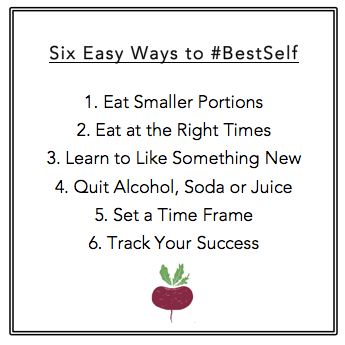 Six Easy Ways to Best-Self