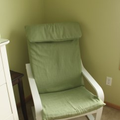 Ikea Chair With Ottoman Design Bauhaus Nursery Recover The Crazy Craft Lady Save