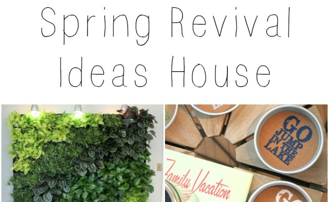 Spring 2015 Ideas House The Crazy Craft Lady