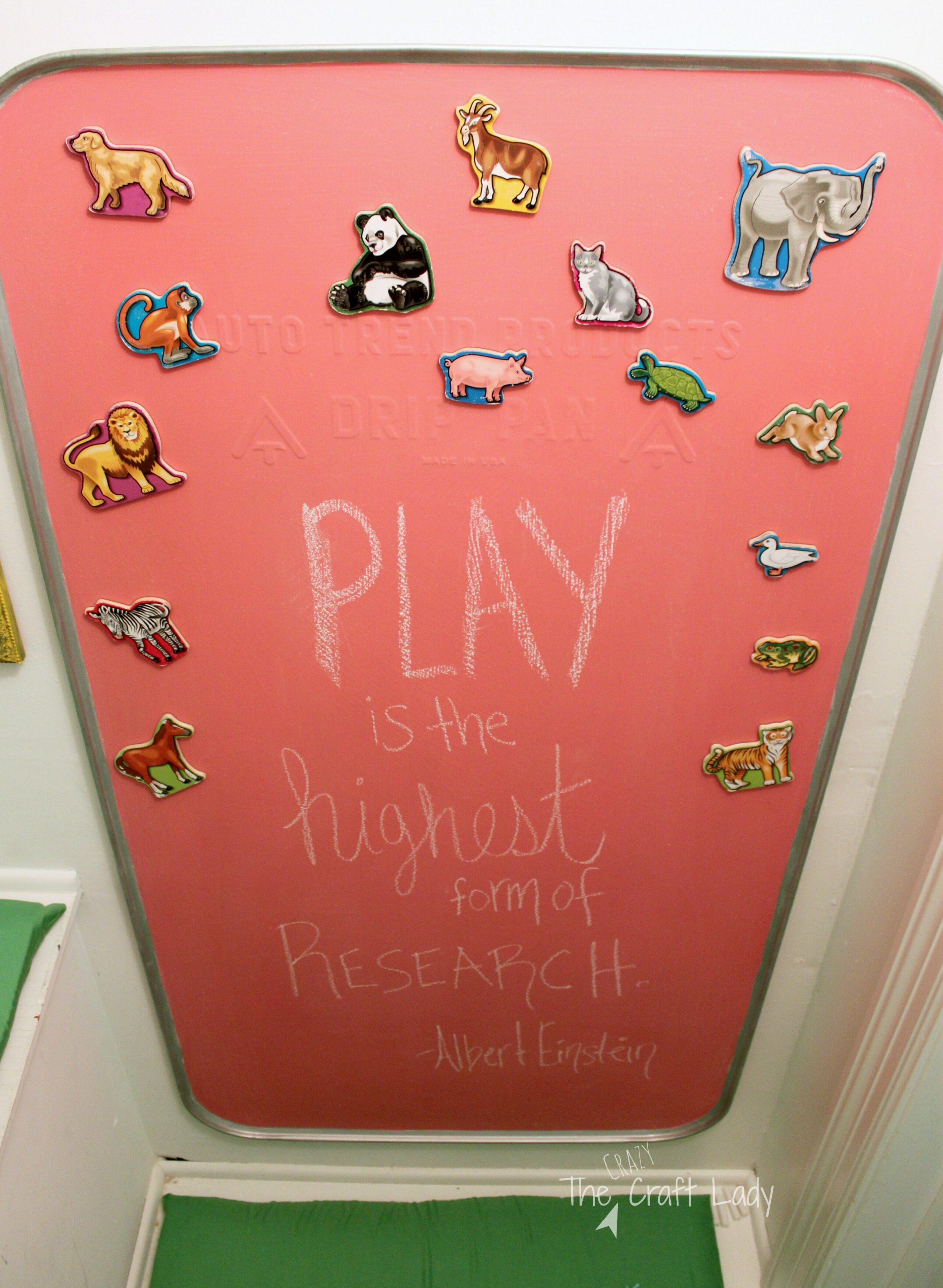 A Playroom In A Closet