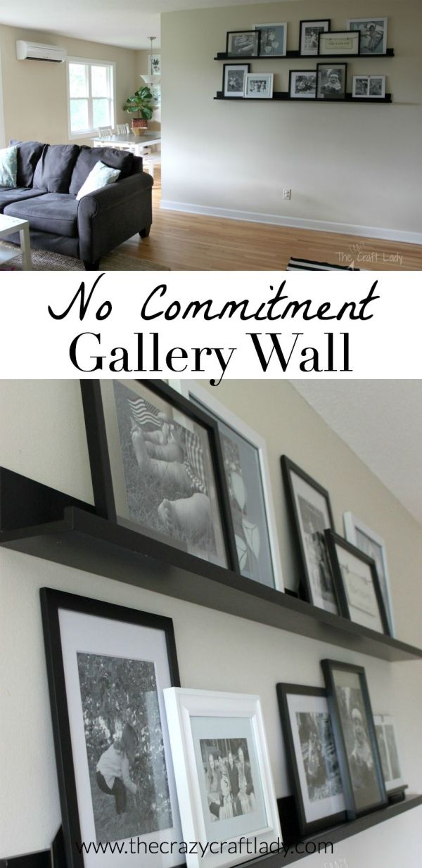 Creating Commitment Wall - Crazy Craft Lady