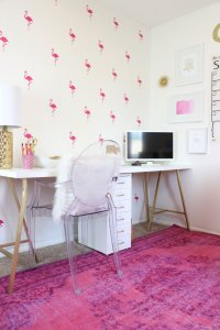 Inspiring Feature Walls using Wall Decals - The Crazy ...