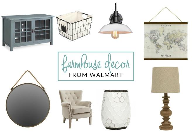 Dont Knock It Til You Try It Walmart Farmhouse Decor Picks The Crazy Craft Lady