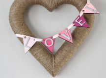19 DIY Heart Decorations - Make GORGEOUS Valentine ...