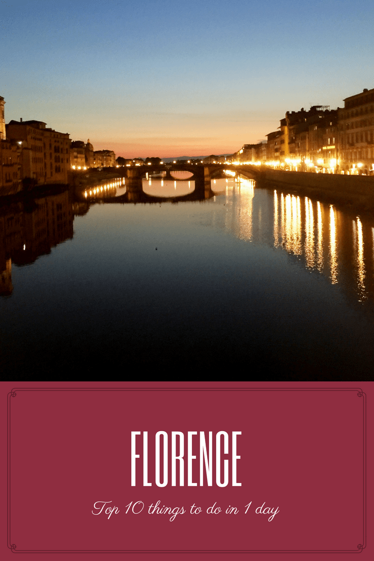 Top 10 Things to do in Florence in 1 day