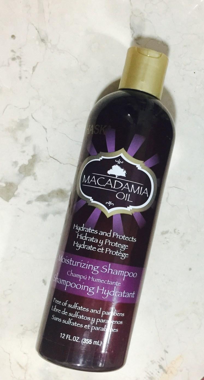 Hask Macadamia Oil Shampoo