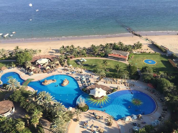 Le Meridian Al Aqah Beach Resort- Fujairah