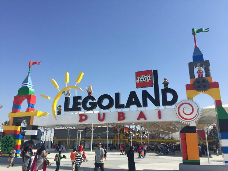 Staycation Legoland