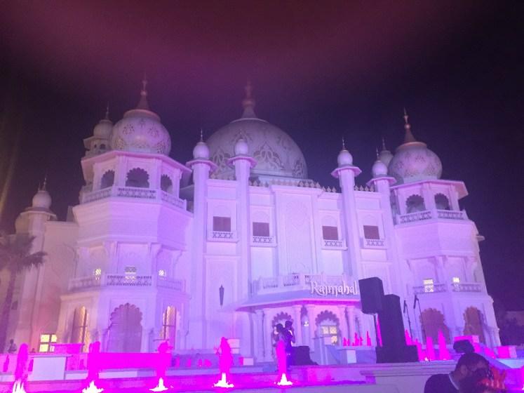 Rajmahal Bollywood Parks