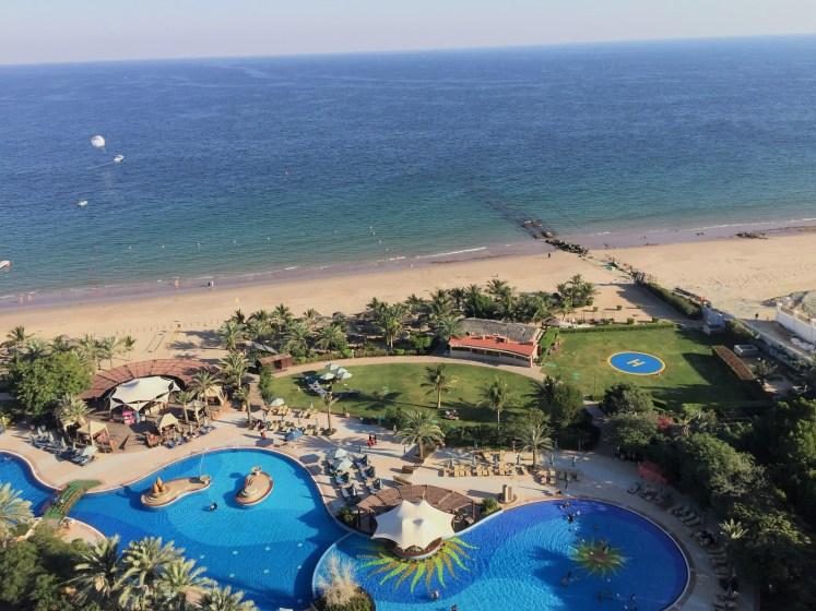 Staycation Le Méridien Al Aqah Beach Resort