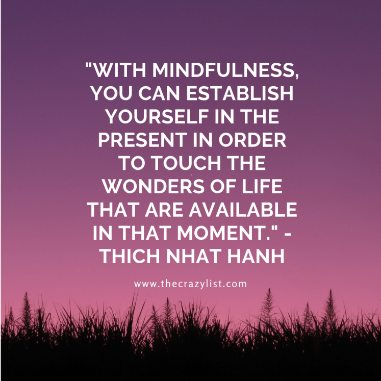 Meditation Mindfulness Quotes