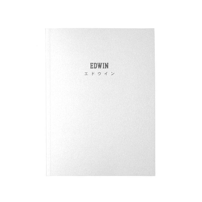 Edwin Notebook - Silver 0