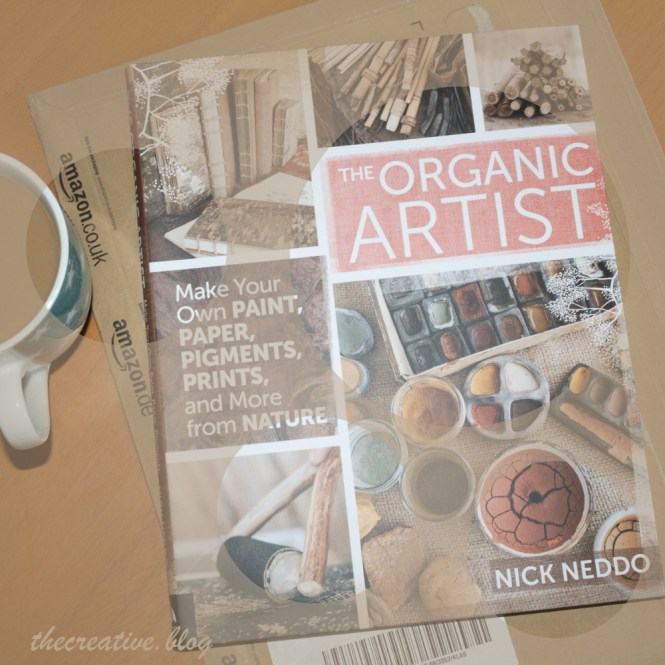 The organic artist by Nick Neddo