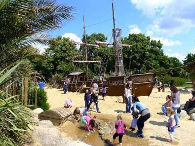 Princess Diana Playground