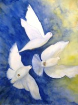 Virginia's doves and blue sky.jpg.opt157x212o0,0s157x212