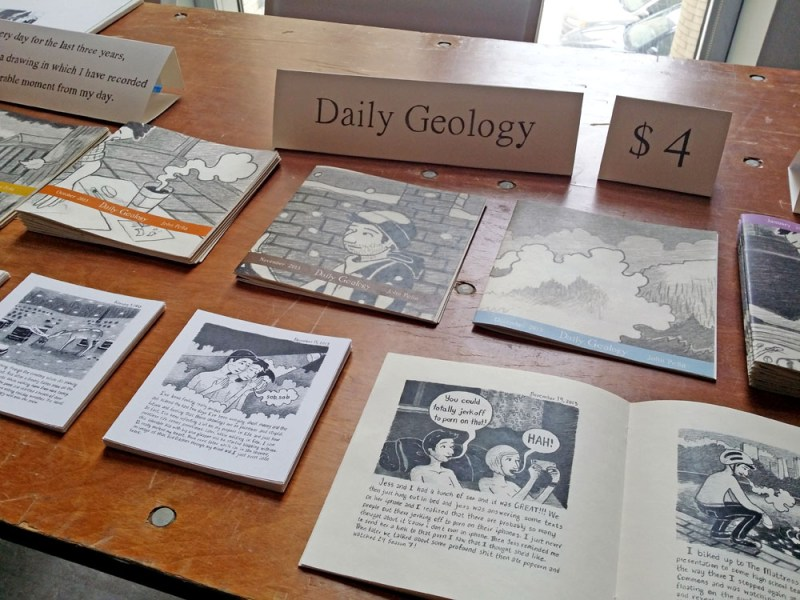Monthly anthologies from Daily Geology.